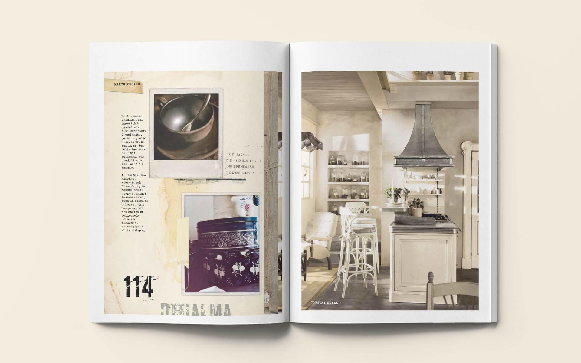 Catalogo Dhialma - Marchi Cucine Made in Italy