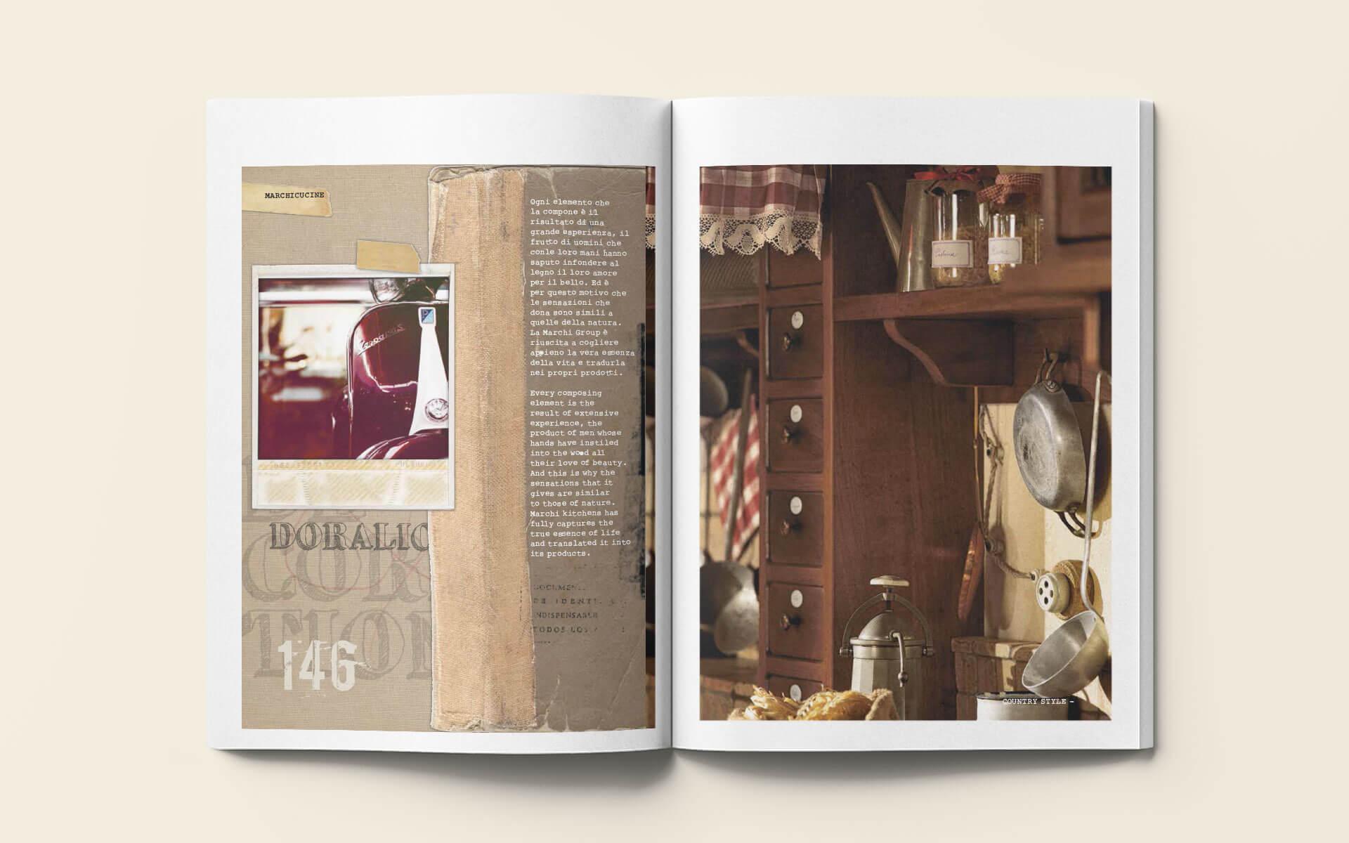 Catalogo Doralice - Marchi Cucine Made in Italy
