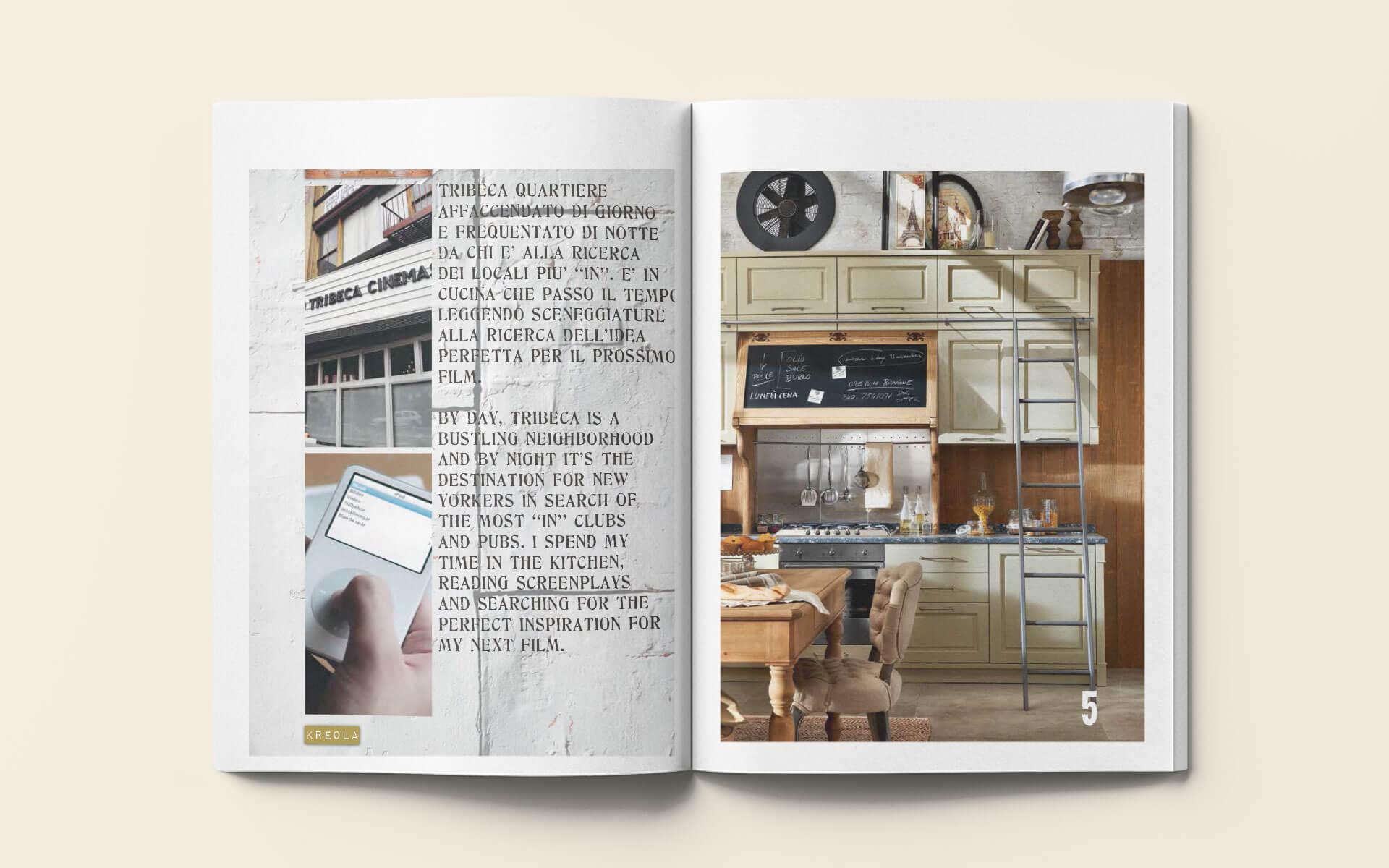 Catalogo Kreola - Marchi Cucine Made in Italy