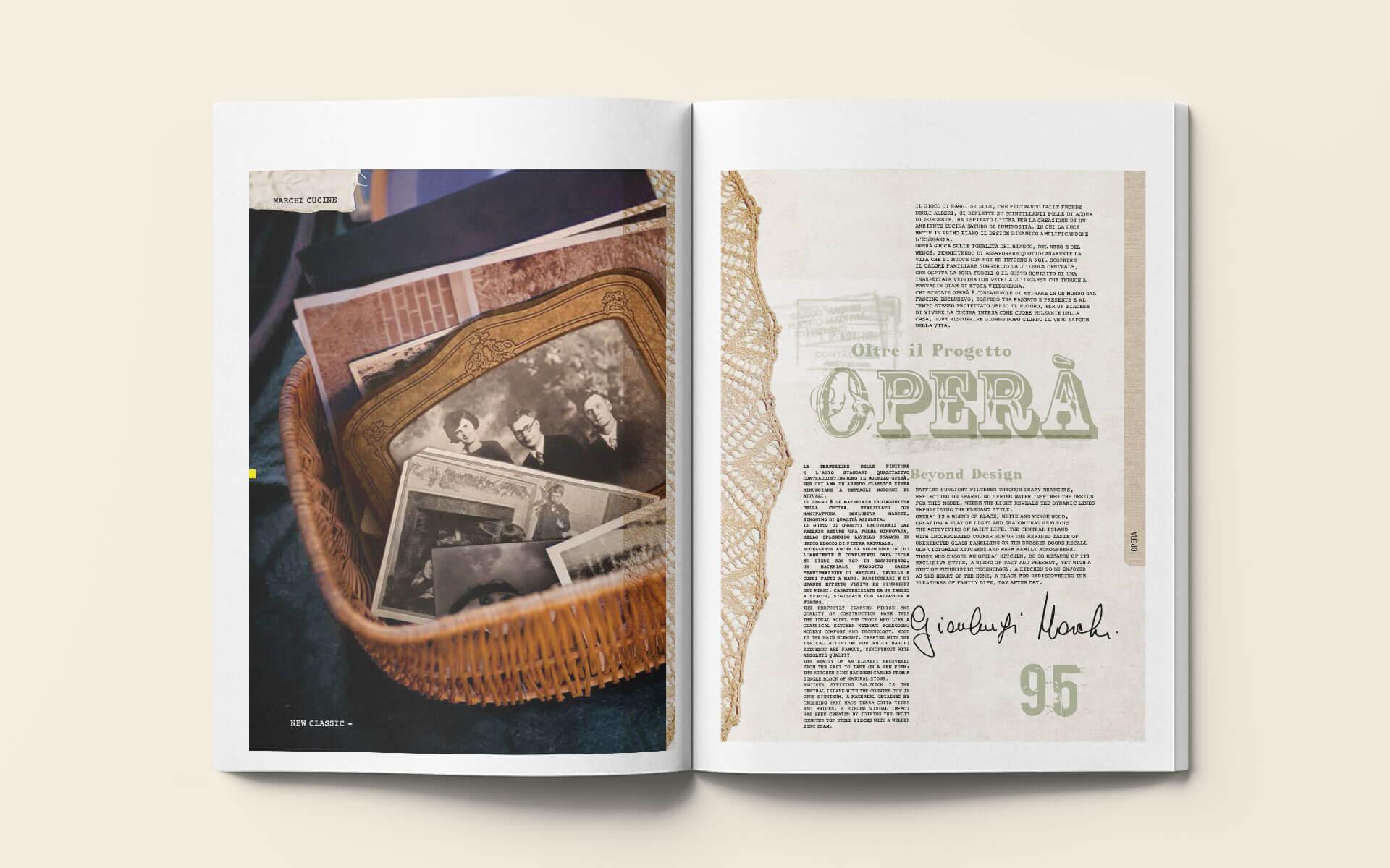 Catalogo Operà - Marchi Cucine Made in Italy