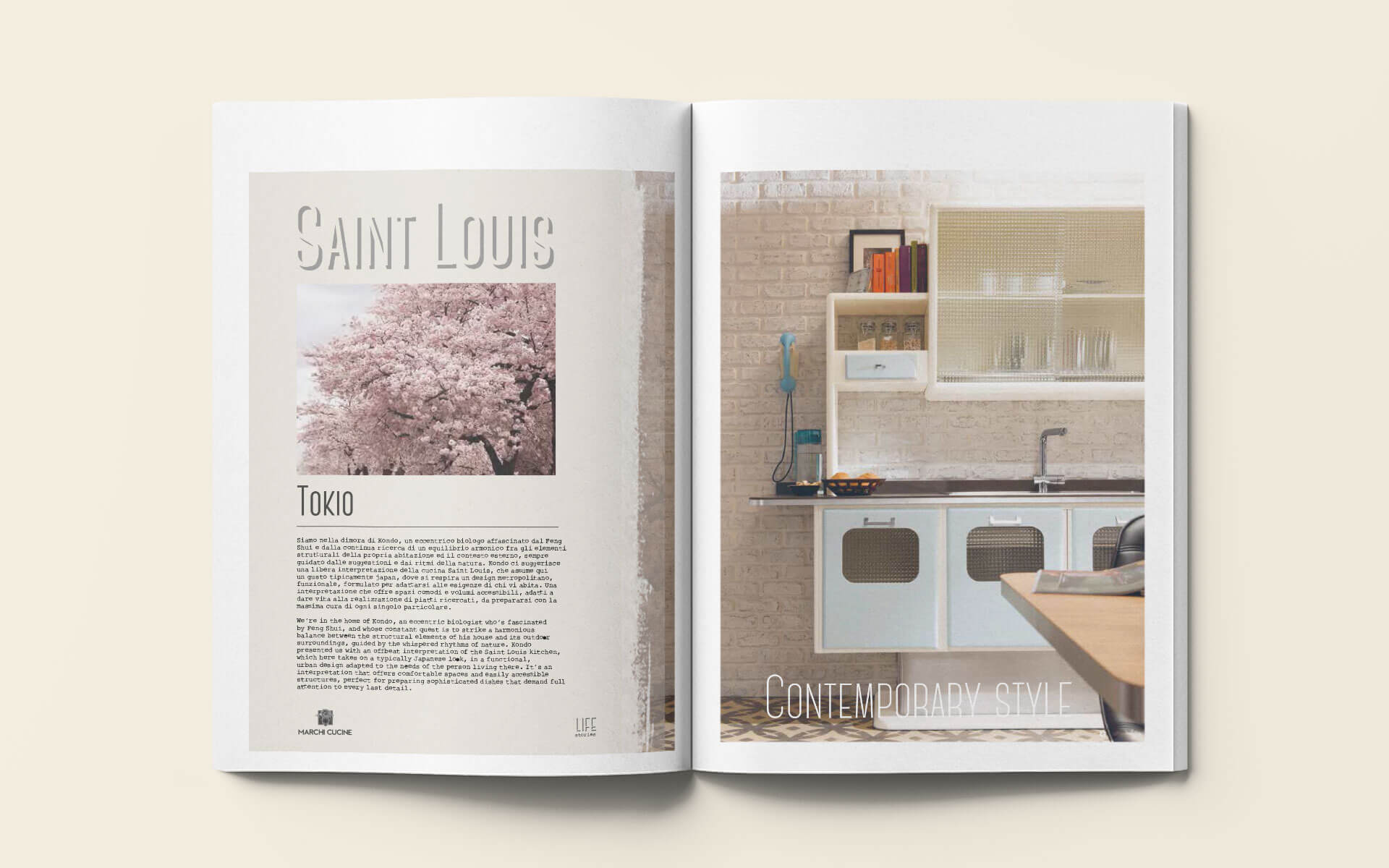 Catalogo St. Louis - Marchi Cucine Made in Italy