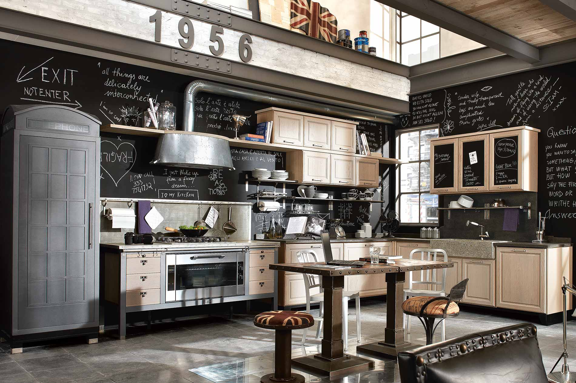 1956 - Marchi Cucine Made in Italy