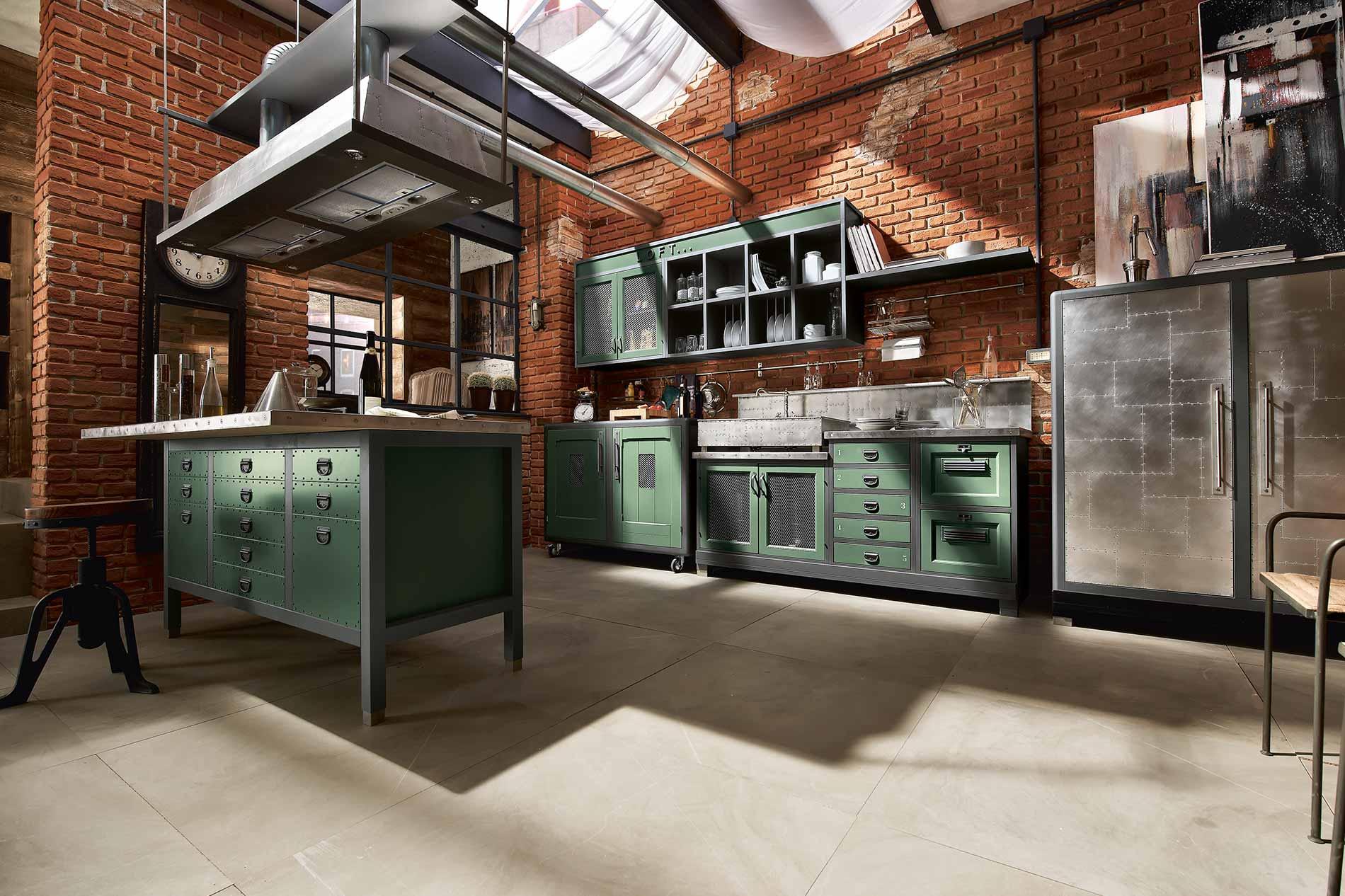 Loft - Marchi Cucine Made in Italy