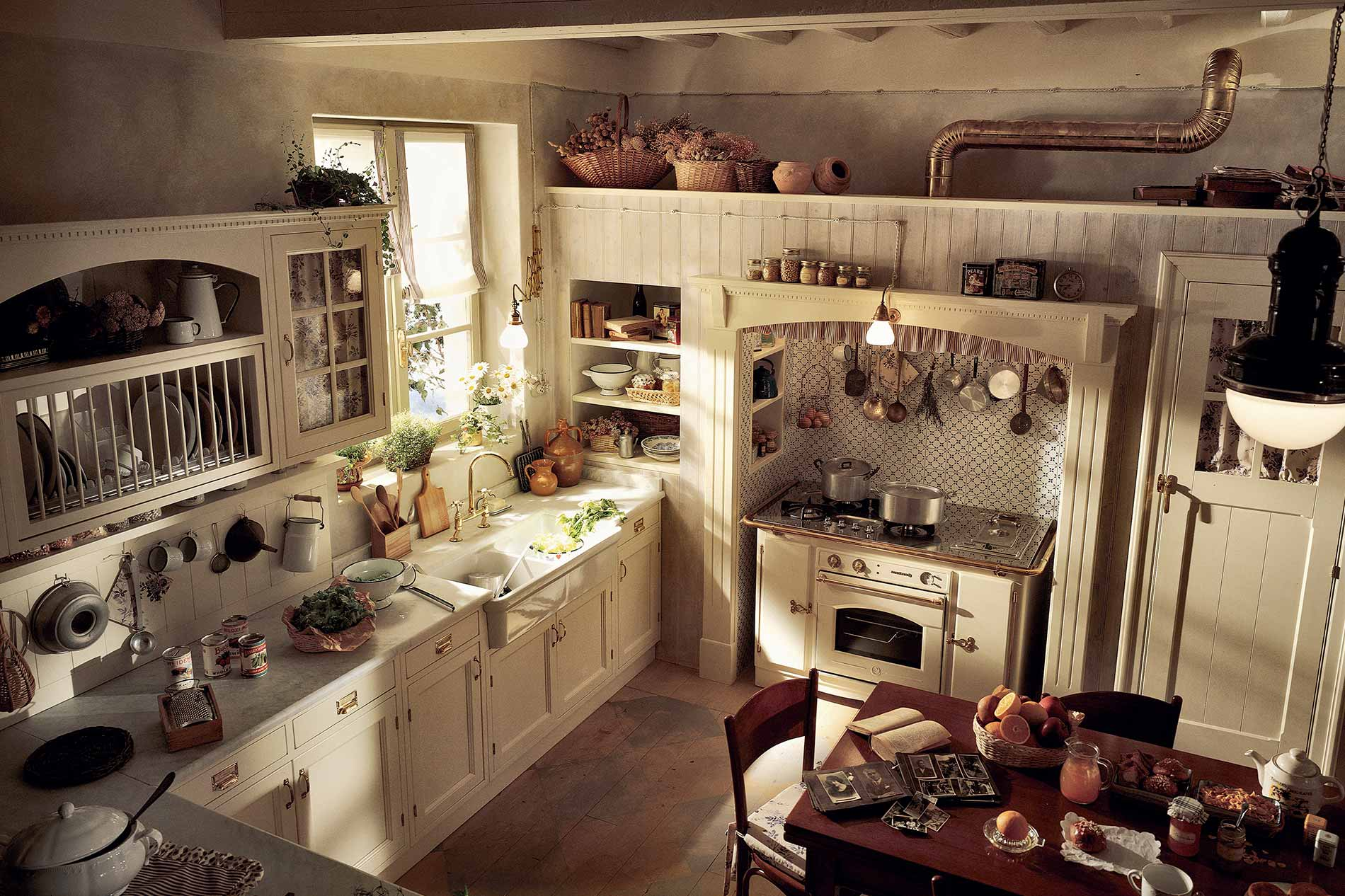 Old England - Marchi Cucine Made in Italy